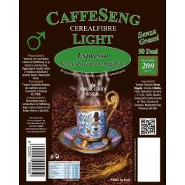 CaffeSeng Light Espresso senza zucchero by Mercurio Erbe