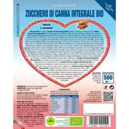 ZUCCHERO DI CANNA INTEGRALE BIO by Mercurio Erbe